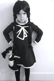 Wednesday Addams Costume Children Halloween Costumes U2013 Wednesday Addams Creative Ads And