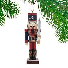atlanta braves 4 nutcracker ornament sale 7 99 you save