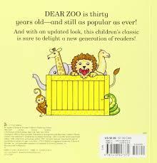 dear zoo a lift the flap book rod campbell 8601400161784