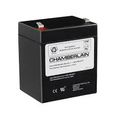 chamberlain replacement garage door opener battery 4228 the home