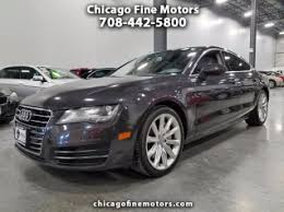 audi for sale michigan used audi a7 for sale in michigan city in 23 used a7 listings