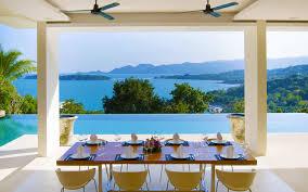 samujana villas luxury villa holiday rental koh samui thailand