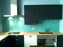 credence cuisine verre trempé credence en verre trempac pour cuisine credence verre trempe cuisine