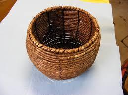 antler handle basket tutorial