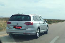 volkswagen golf wagon next generation vw passat wagon 4motion tdi weather testing