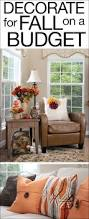 Home Decorating Budget Fall Decorating On A Budget How To Nest For Less