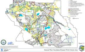 Map Of Riverside County Multiple Species Habitat Conservation Plan Mshcp Nexus Report