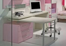 L Shaped Student Desk Outstanding Minimalist And Stylish L Shaped Student Desk Of