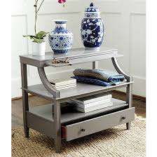 ballard designs end tables sidney open side table ballard designs