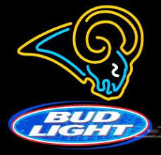 bud light nfl neon sign beer with sports neon signs tagged bud light with nfl neon signs
