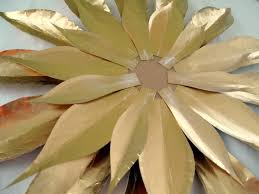 decoration gold sunburst mirror for your wall decoration ideas