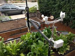 turn farmbot into a weather station