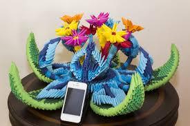 origami flower star choice image craft decoration ideas