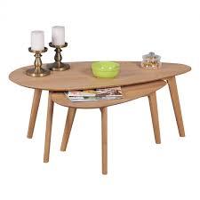Wohnzimmertisch Oval Der Tische Online Shop Finebuy 12
