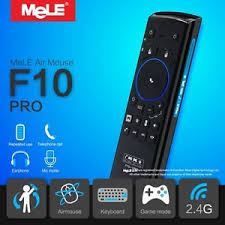 android keyboard with microphone mele f10 pro keyboard fly air mouse earphone microphone speaker