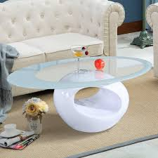 oval office coffee table office more glass oval coffee table