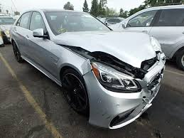 mercedes e63 for sale 2014 mercedes e63 amg s for sale ca nuys salvage