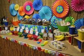 decor the fun ideas for fun luau decorations party supplies