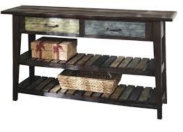 Slim Sofa Table by August Grove Lexington Console Table U0026 Reviews Wayfair