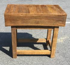 reclaimed pine kitchen island stock swap furniture consignment