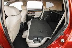 Honda Crv Interior Dimensions First Drive 2017 Honda Cr V