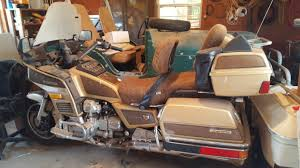 1985 honda goldwing limited edition motorcycles for sale