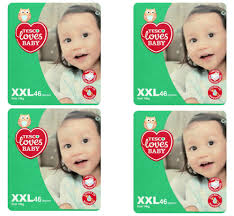 Tesco Nursery Bedding Sets by Tesco Loves Baby Xxl Over 14kg Disposable Diapers 46pcs 4 Packs