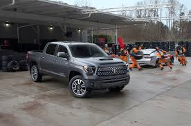 truck toyota toyota to update body on frame models considers hybrid truck