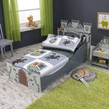 dinosaur toddler beds for boys rug completed light wood flooring