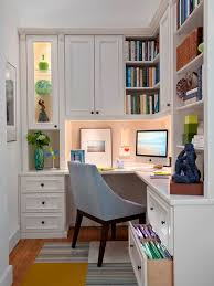 Desk Arm Chair Design Ideas Small Home Office Ideas With Traditional Grey Armchair And White