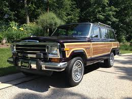 jeep grand wagoneer 1988 jeep grand wagoneer for sale 2044598 hemmings motor news