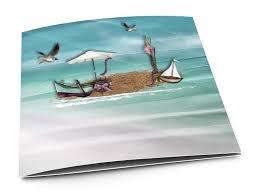 faire part mariage theme mer faire part mariage la mer une plage en été réf 01mar4027