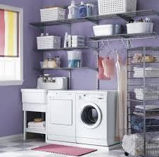 laundry room hanging rod shelf creeksideyarns com
