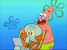 image patrick in mr krabs takes a vacation 9 png encyclopedia