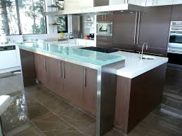 Breakfast Bar The Glass Counter Breakfast Bar By Cgd Glass Cgd Glass Countertops