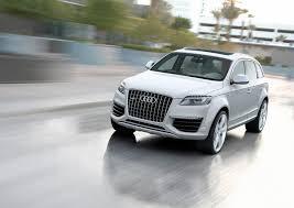Audi Q7 2007 - 2007 audi q7 v12 tdi concept pictures history value research