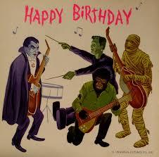 halloween themed birthday cookie cake happy birthday ren e