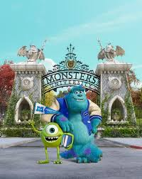 70 sulley mike monsters images monster