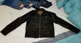 superdry motorcycle brad leather jacket dark brown mens brown superdry bags usa superdry es best loved