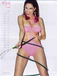 kelly brook bikini pics kelly brook u0027s 2013 calendar images