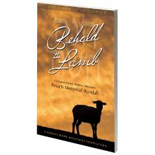 messianic seder haggadah behold the messianic passover haggadah word ministries