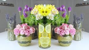 Home Decor Flower Arrangements Diy Flower Arrangements Home Decor Katherine