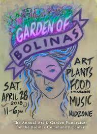 Art Garden Garden Of Bolinas U2013 Art Garden And Food Fundraiser Bolinas