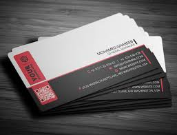Business Card Psd Free 20 Free Photoshop Business Card Templates