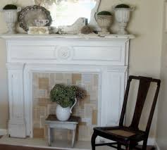 Shabby Chic Fireplace by 193 Best Fireplace Mantle Images On Pinterest Fireplace Ideas