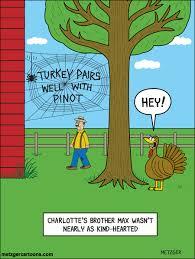 we never liked those turkeys anyway did we comics
