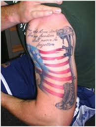 30 patriotic military tattoo designs