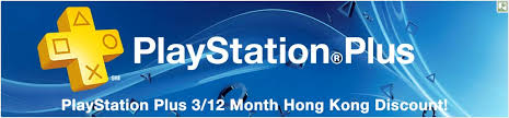 best playstation plus membership deals black friday hong kong playstation plus membership discount for the asia psn