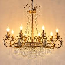 Country Style Chandelier Shop Retro Style Lighting Kitchen Vintage Chandelier For