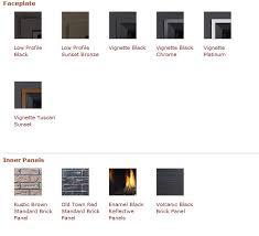 Regency Gas Fireplace Inserts by Regency Lri4e Gas Fireplace Insert